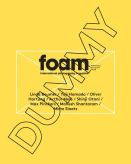 FOAM Magazine - Issue #34 / Dummy