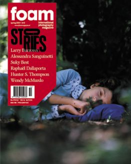 FOAM Magazine - Issue #10 / Stories