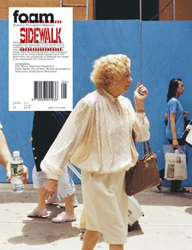 FOAM Magazine - Issue #8 / Sidewalk
